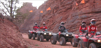 Red Cliffs Adventure Lodge Activities