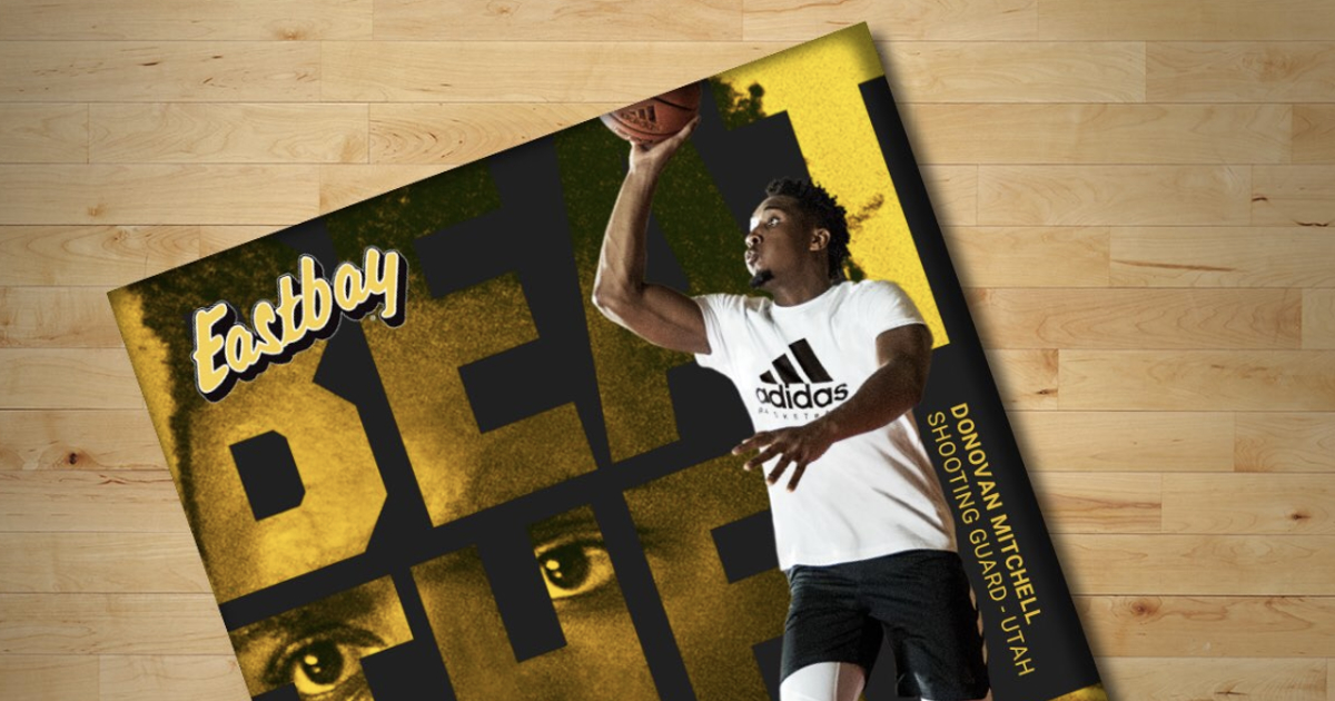 Morning links: Donovan Mitchell lands the cover of Eastbay; Utah Jazz release uniform schedule | Deseret News
