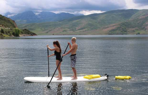 Deer Creek Island Resort | Utah com