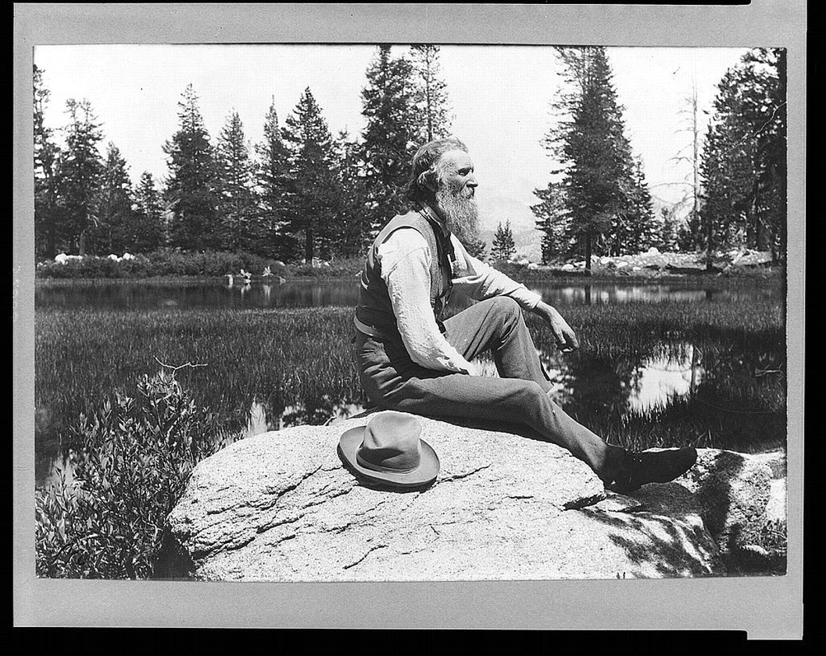 Heres What John Muir The Father Of National Parks Thought About