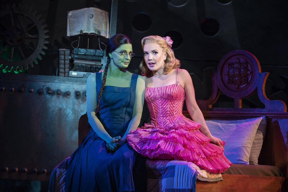 Theater review: The Salt Lake run of 'Wicked' shows why the Broadway