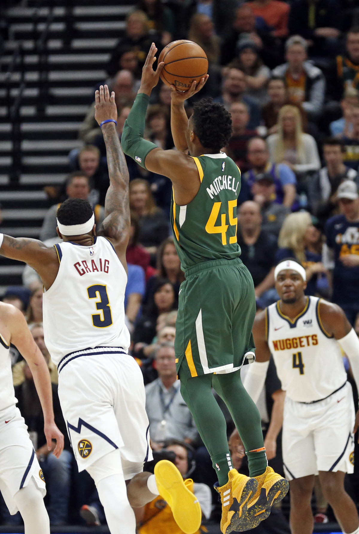 cde3baed1 3 takeaways from the Utah Jazz s 114-108 win over the Denver Nuggets ...