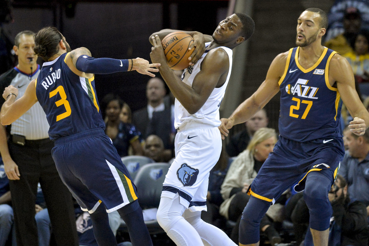c7747930e1de 3 takeaways from the Utah Jazz s 96-88 win over the Memphis Grizzlies