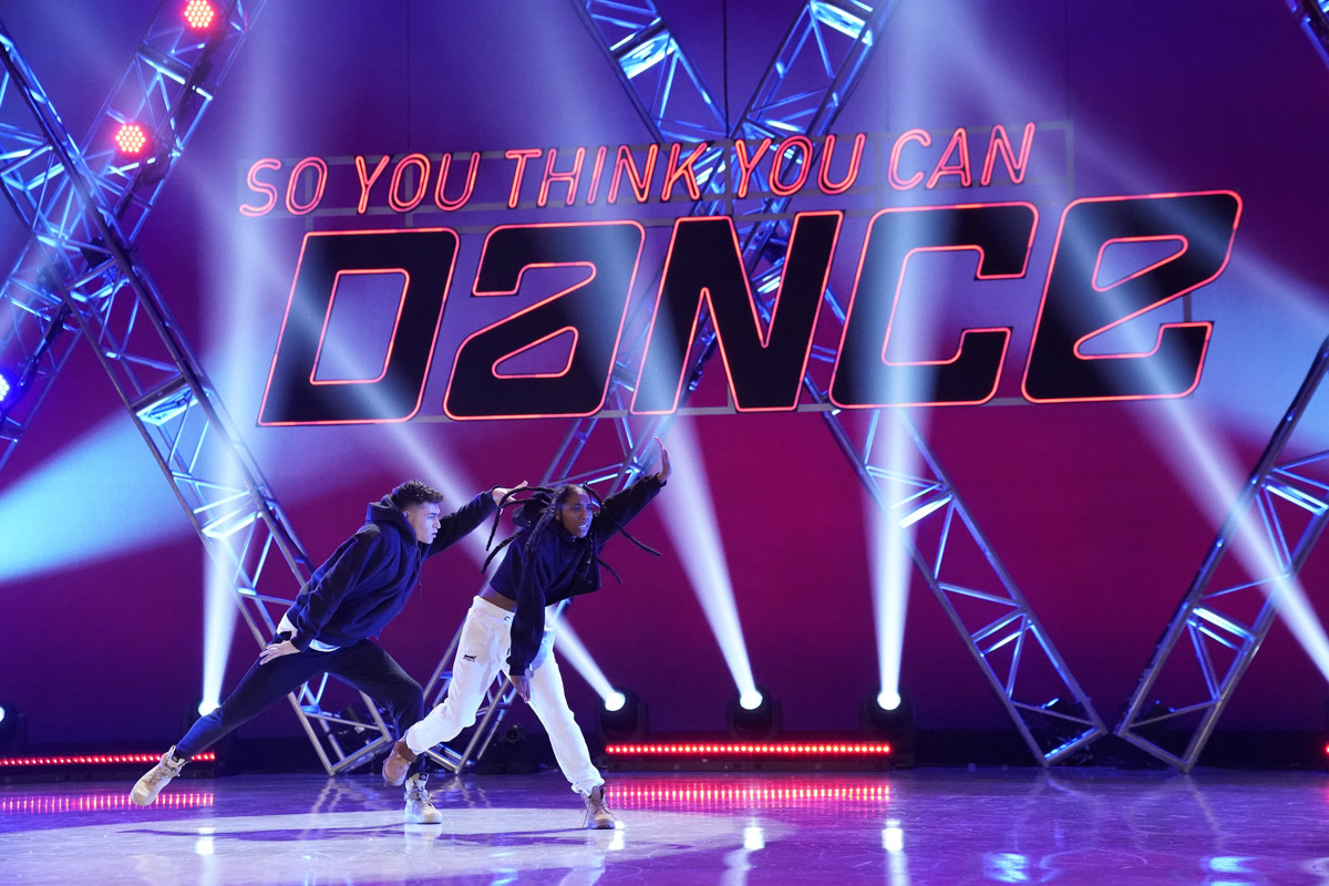 So You Think You Can Dance' now has three Utah dancers in its top 10
