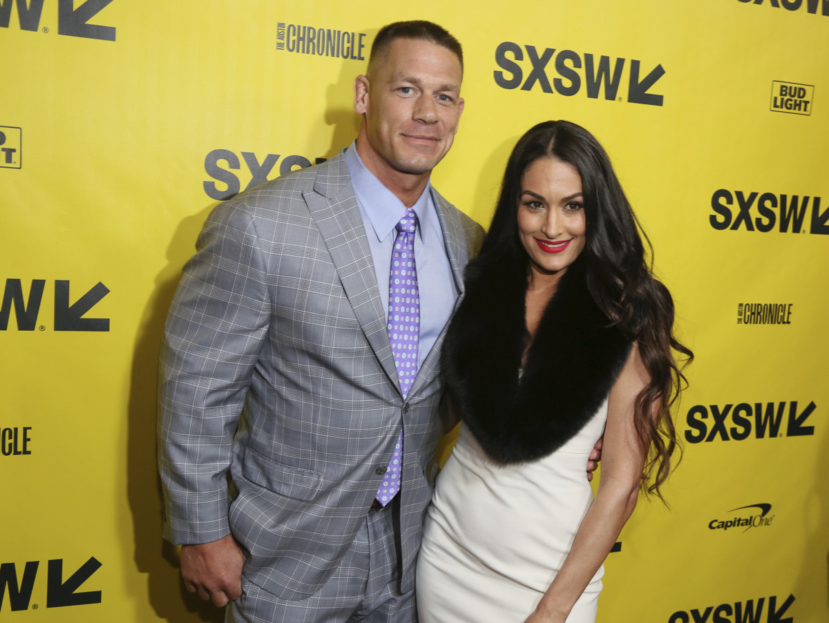 Pro wrestler John Cena changes his mind on fatherhood. Here\'s why he ...
