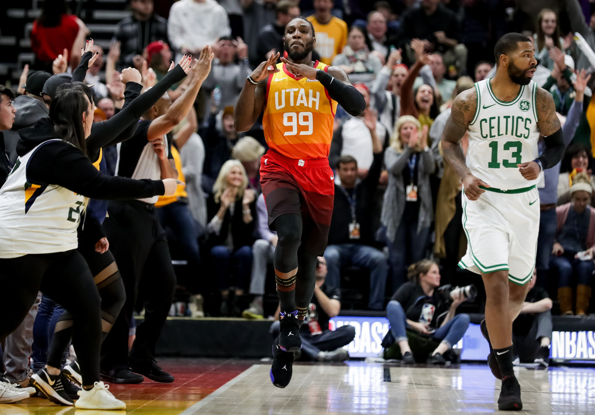 69be2c18d4ff Jae Crowder feels love for Utah Jazz fan base grow after emotional ...
