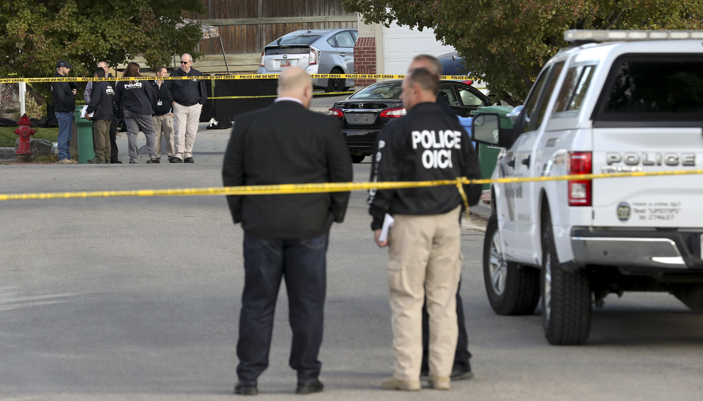 With emphasis on de-escalation why so many police shootings in Utah