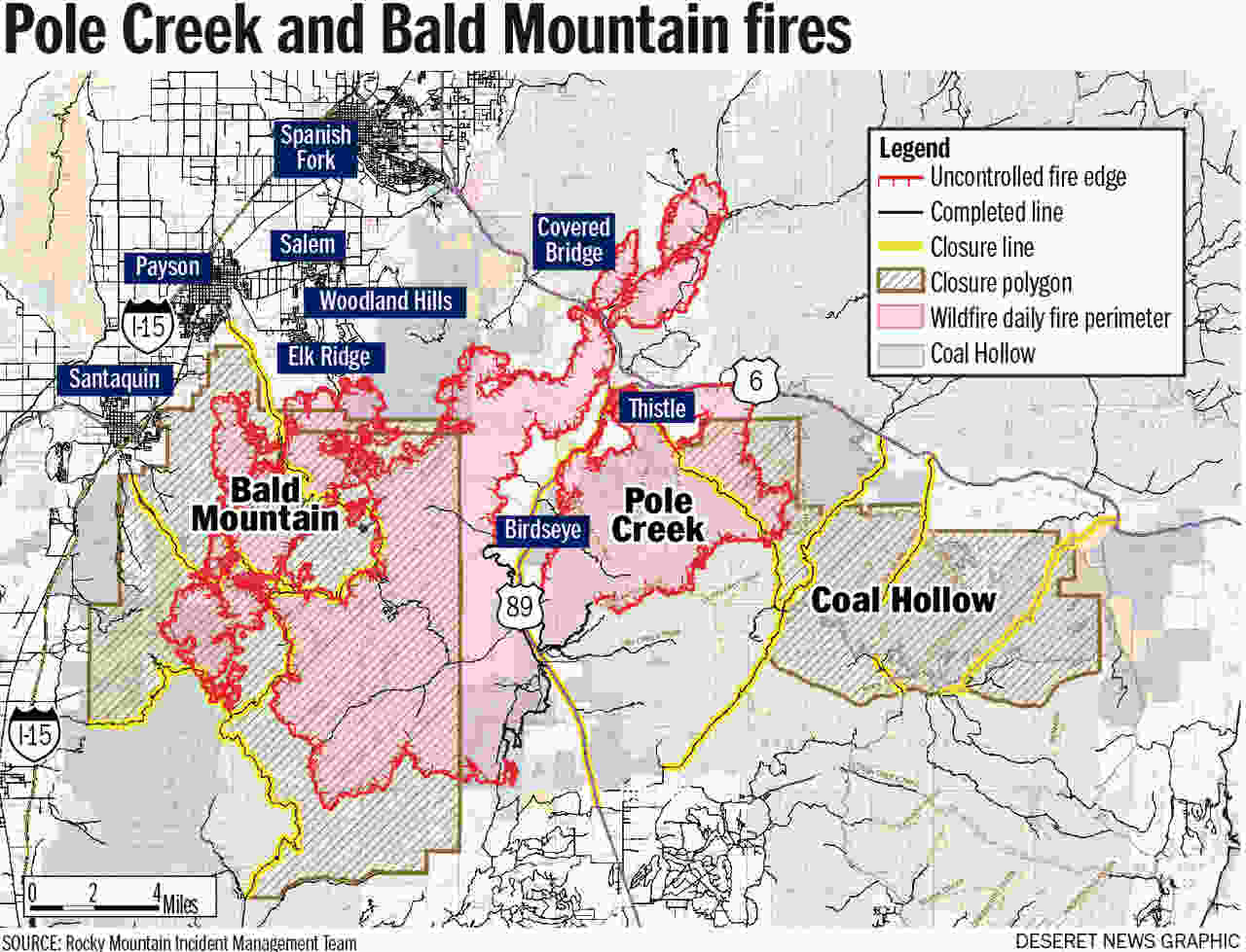 Officials Becoming Optimistic In Battle Against Combined Utah County