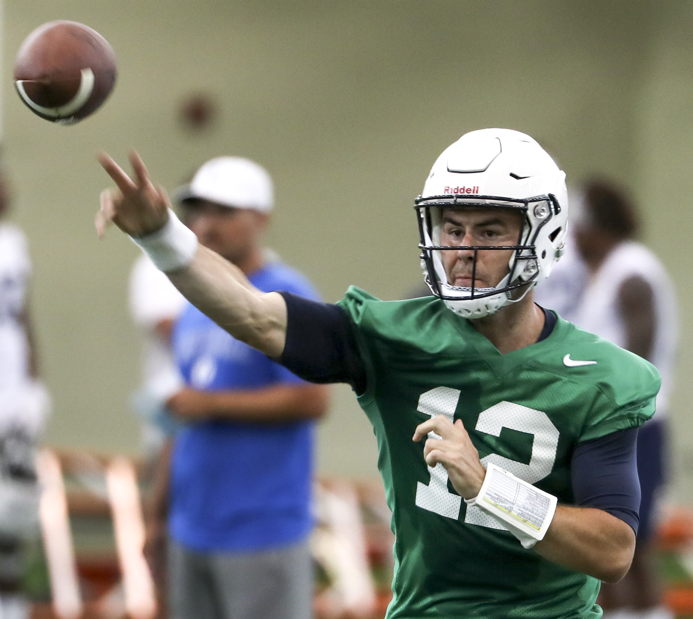 Dick Harmon: You have to feel for Tanner Mangum and the spot he's in as BYU picks a starting QB