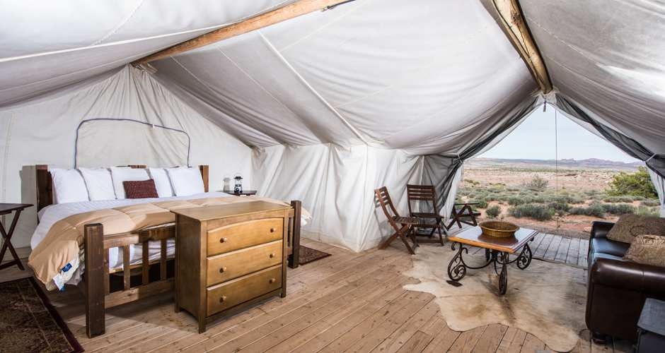 Under Canvas®Zion & Glamping in Utah | Utah.com
