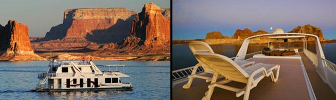 Lake Powell Cruise