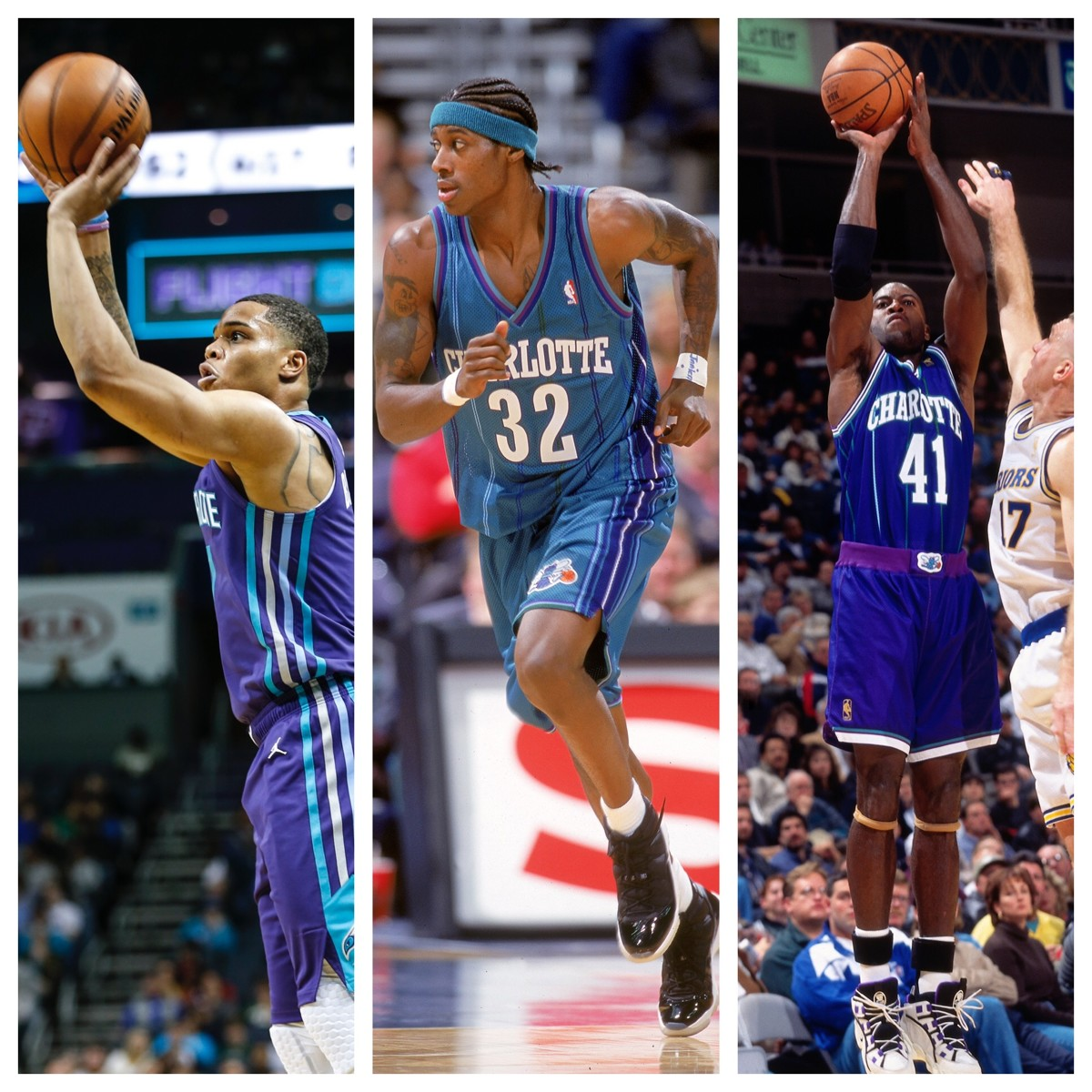 0332eb2c6416 Charlotte rookie Miles Bridges continues hometown tradition of ex-Hornets  players Glen Rice