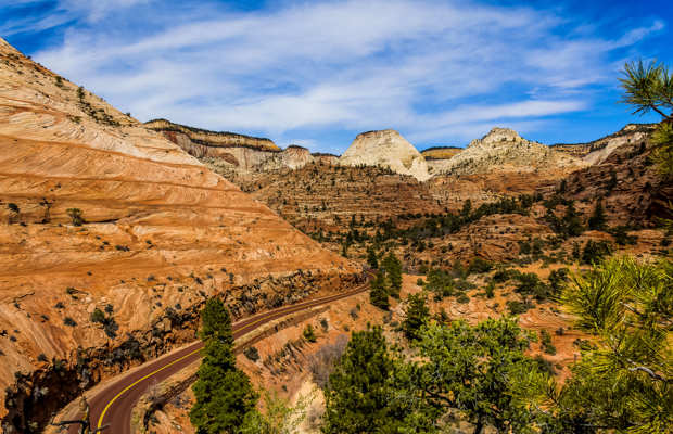 Zion National Park Scenic Drives | Utah.com on united states route map, purple line route map, chicago route map, mt whitney route map, great lakes route map,