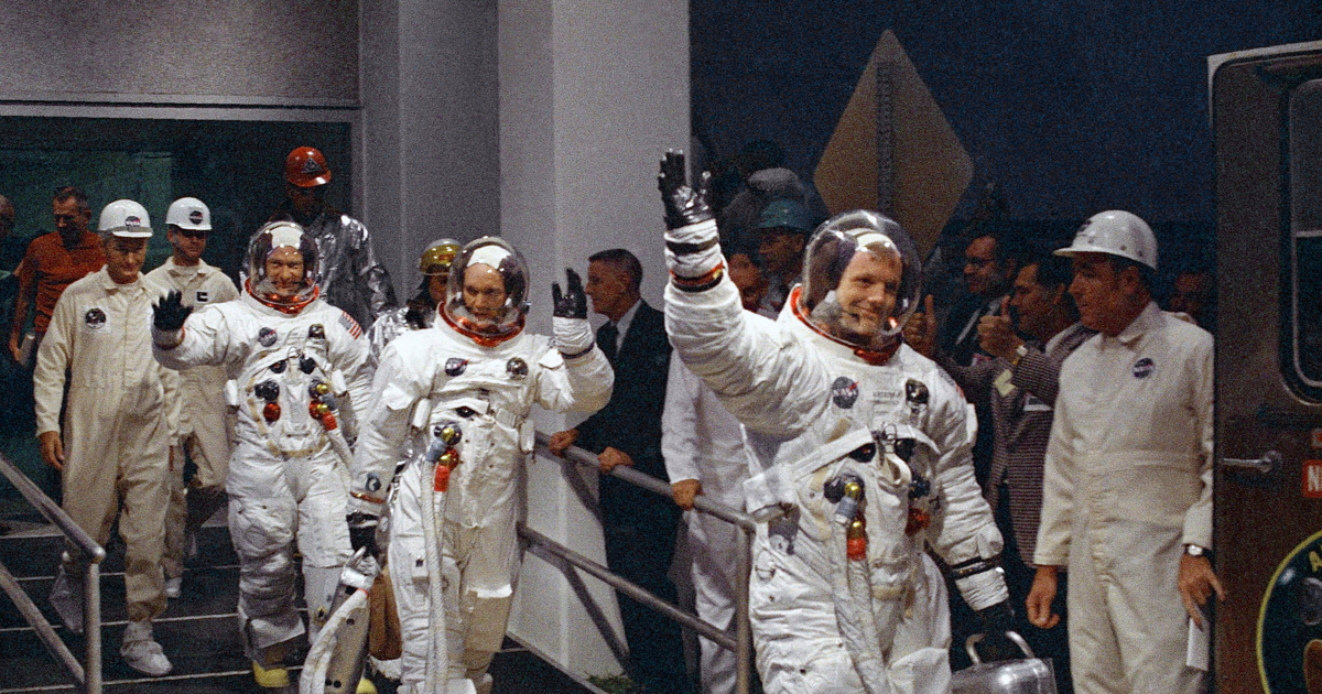 Here's why NASA didn't want you to know about Buzz Aldrin's...