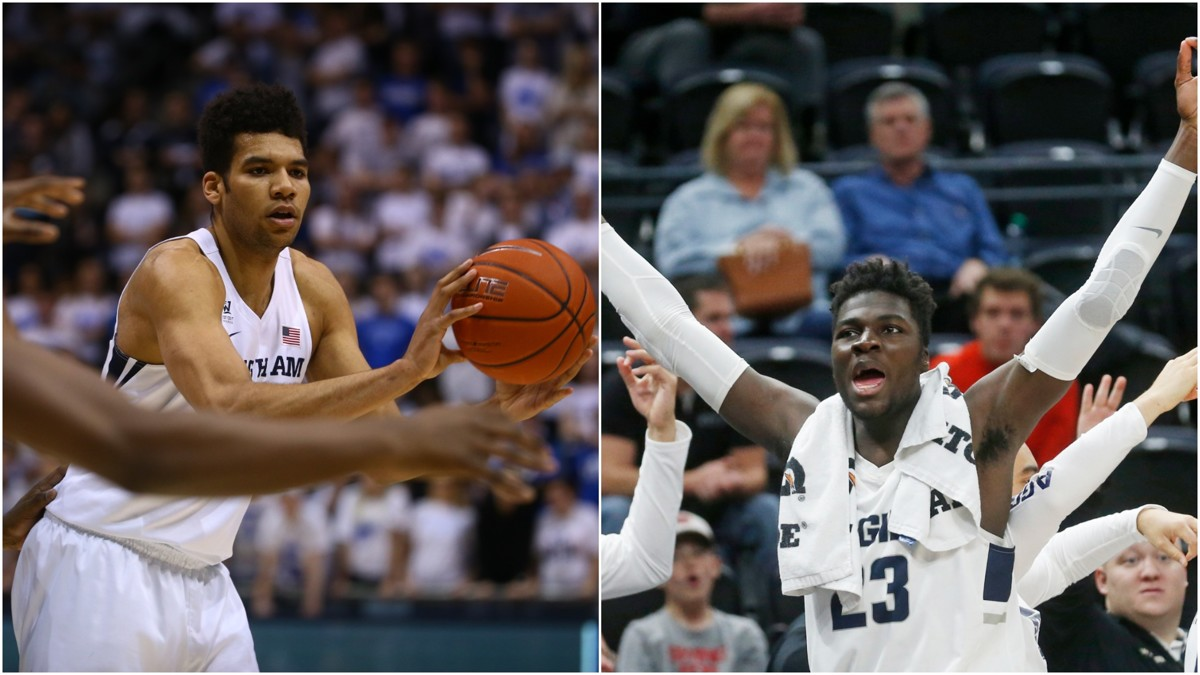 5 local college basketball players declare for NBA draft   Deseret News