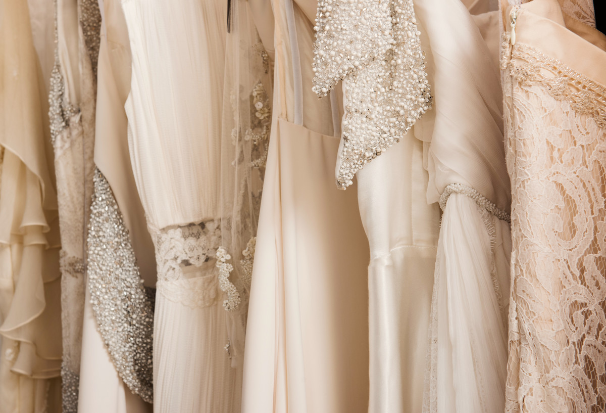 Wedding dress mistakenly donated to Goodwill | Deseret News