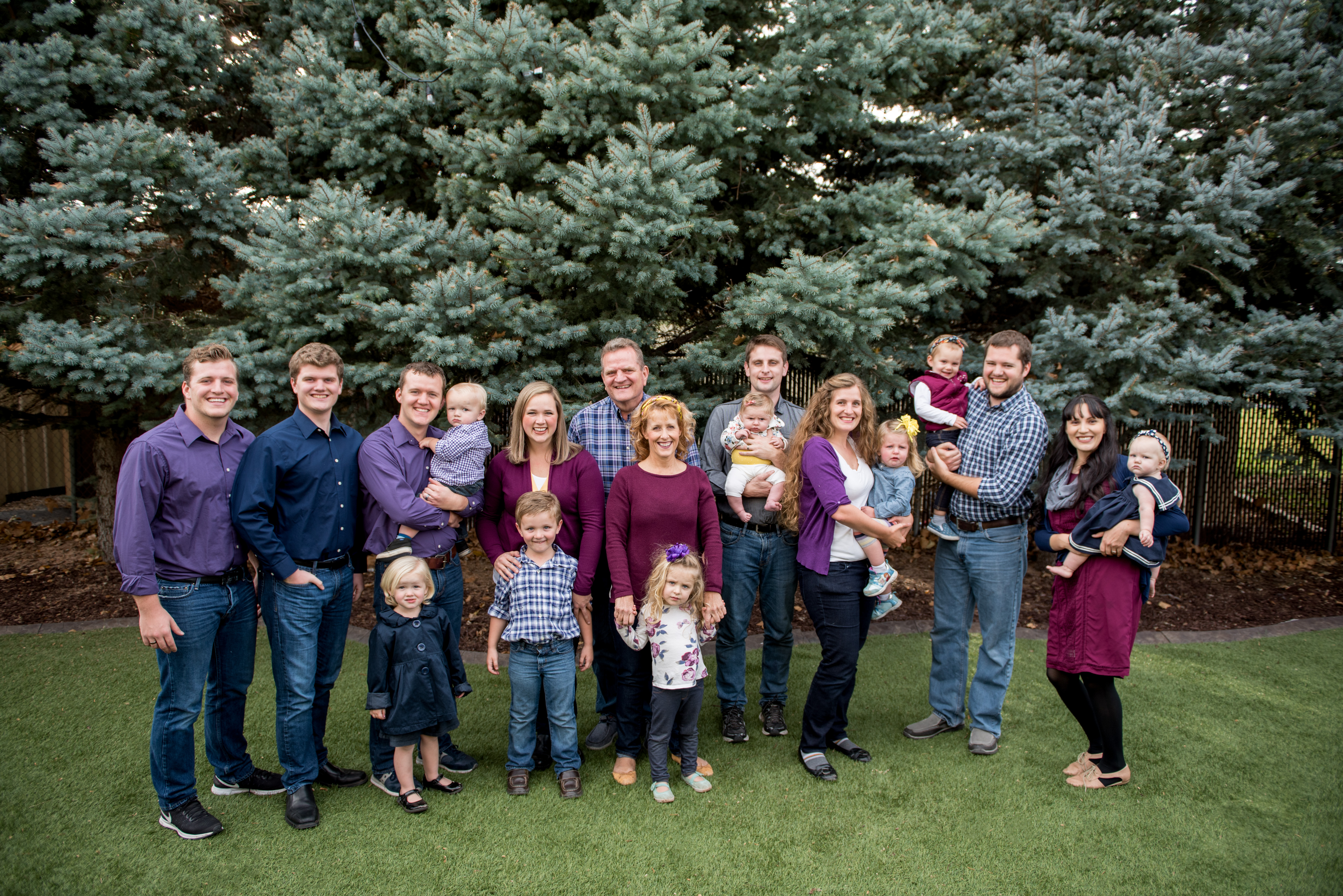 The Story Behind This Viral Family Photo Will Give You Chills