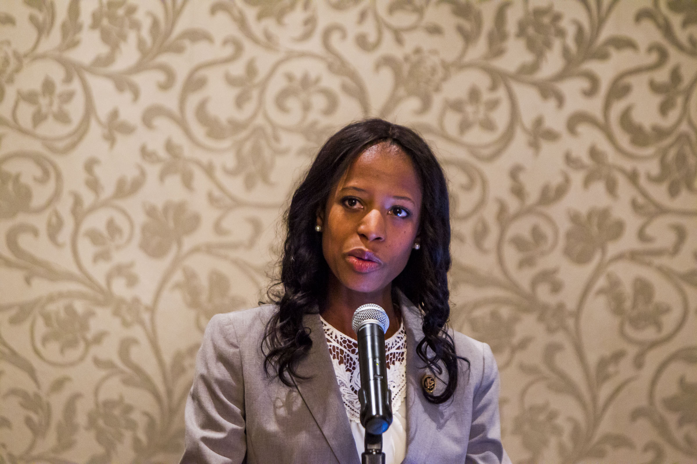 Congressional Black Caucus To Discuss Supporting Impeachment For Trump; Mia Love Won't Endorse That Step