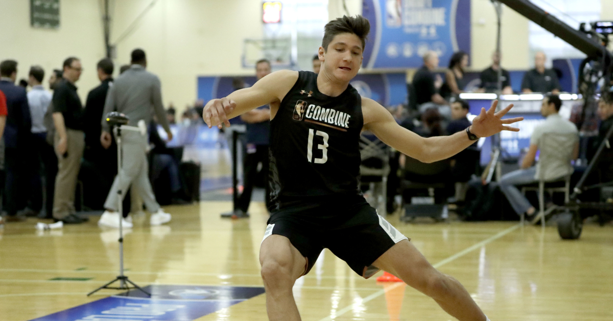06a0e23ba8f Here s what Utah Jazz fans need to know about this week s 2019 NBA draft  combine in · Salt Lake City ...