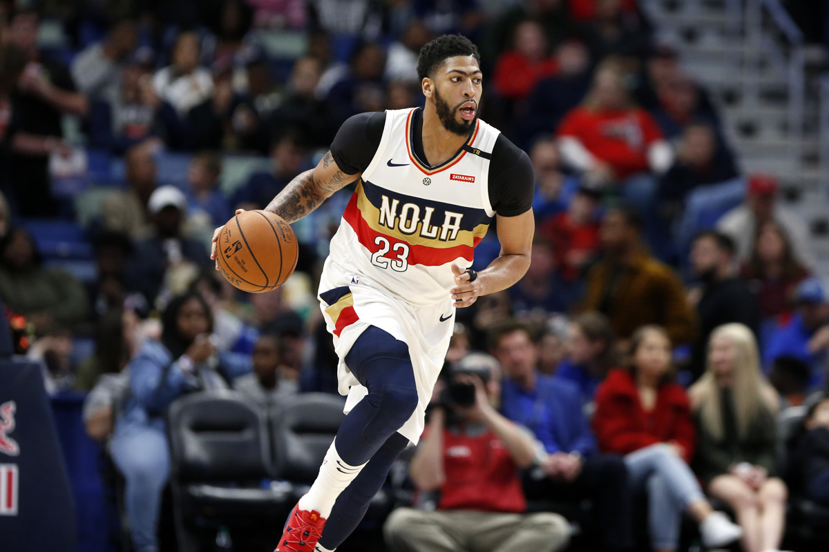 ece2eec0 What impact will the Anthony Davis trade have on the Utah Jazz and ...