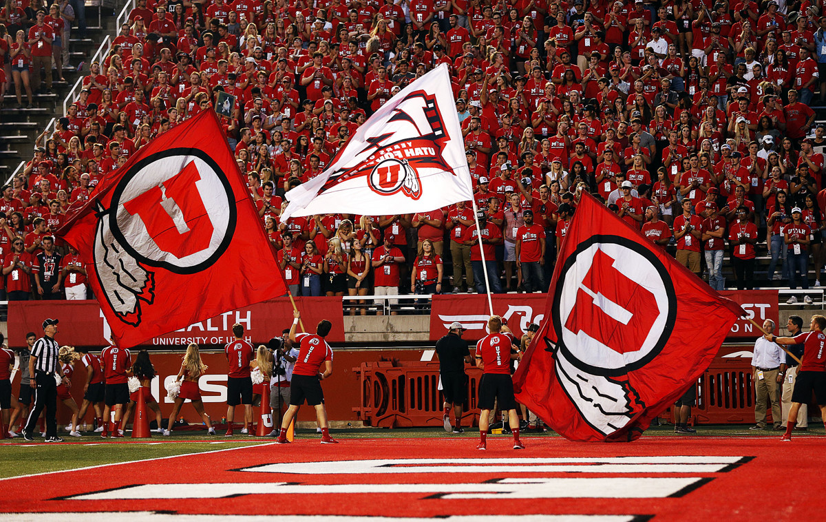 university of utah is the most popular college football team in utah