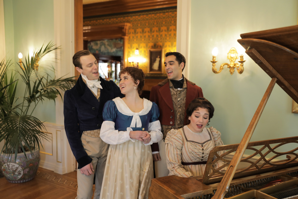 More than 'Pride and Prejudice' fan fiction, PTC's 'Christmas at