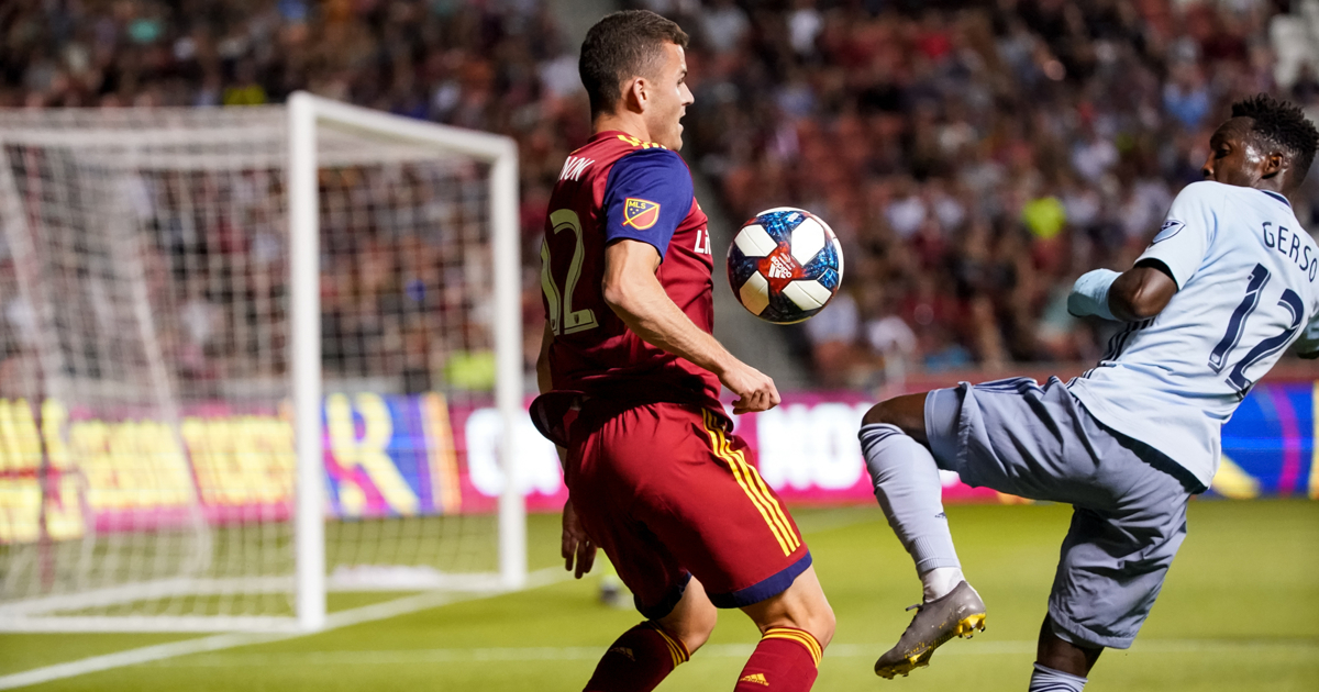 RSL offense impressive, but improved defense keeps chugging along