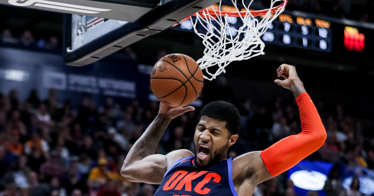 How the Utah Jazz came up 1 point short against Oklahoma City ... f54536c2f