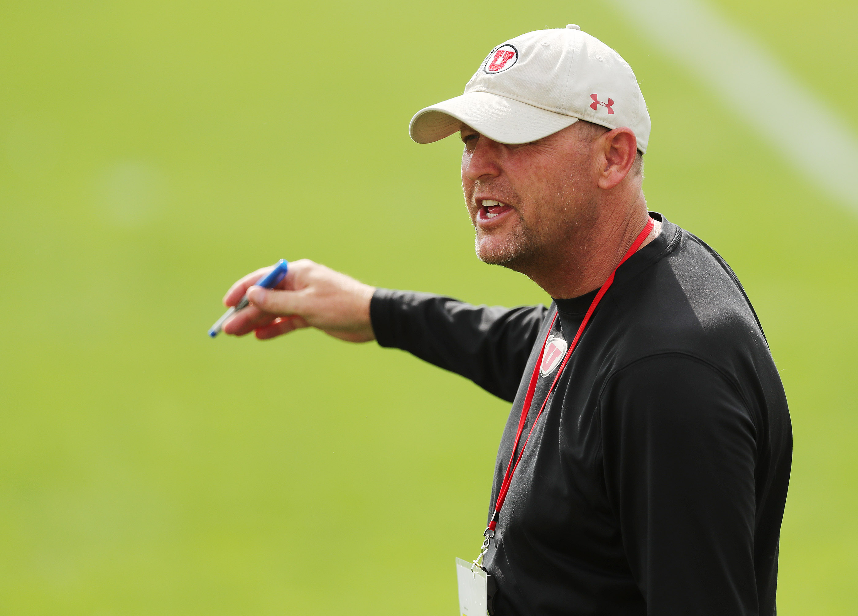 Utah offense likes where it is as camp comes to an end
