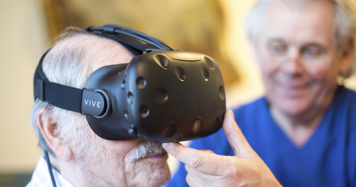 This new test for Alzheimer's is like playing a video game. Here's...
