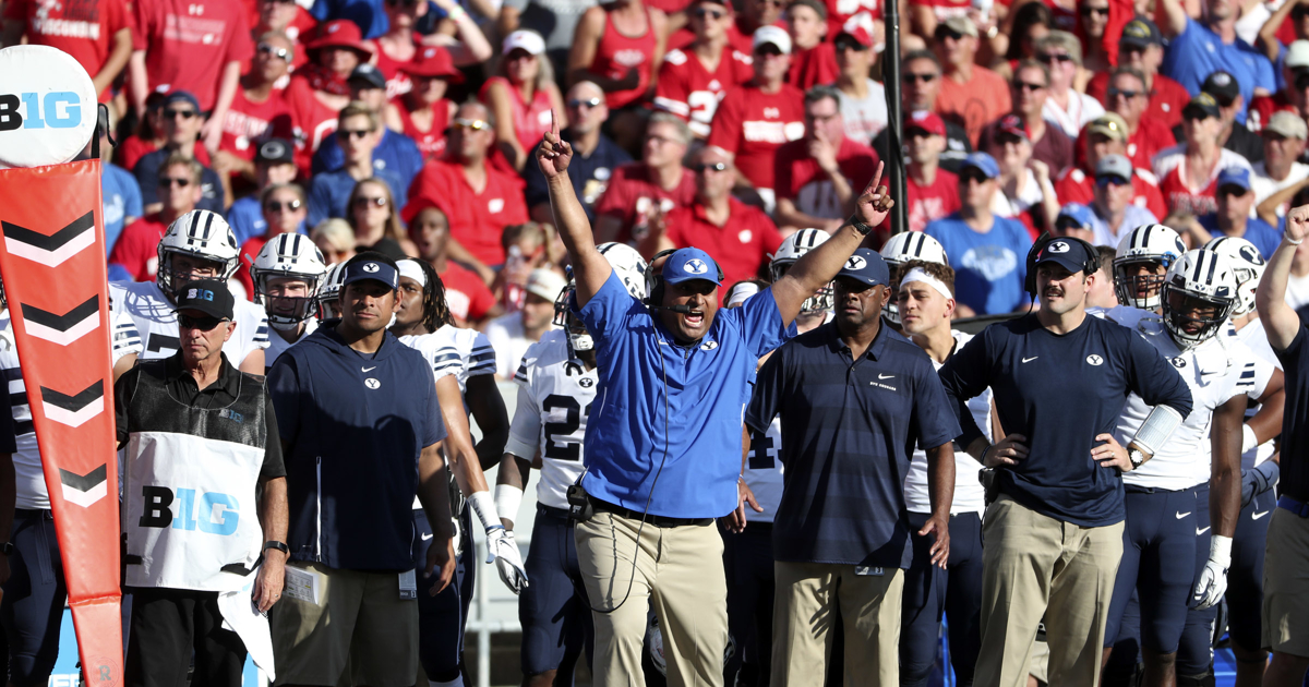 Morning links: Kalani Sitake's timeouts voted as '...