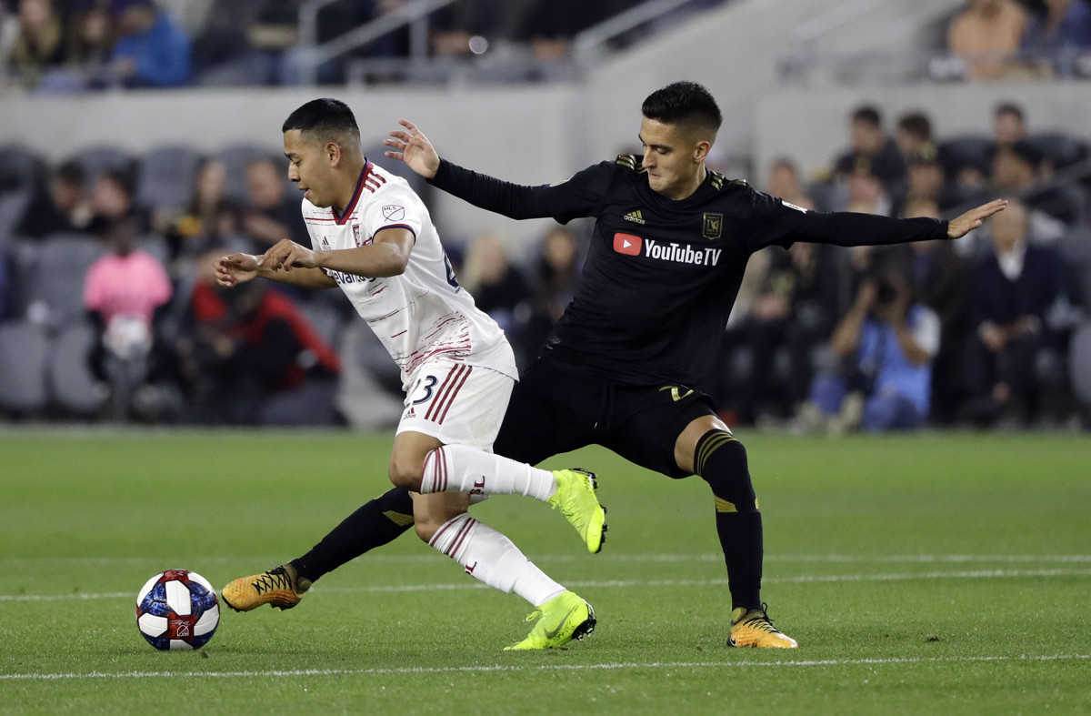 46593761b7c Stoppage-time LAFC goal fells shorthanded Real Salt Lake | Deseret News
