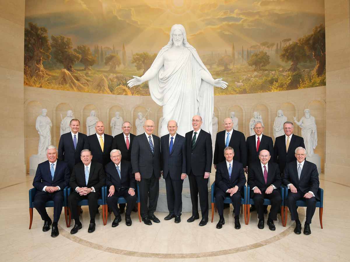 A true and living prophet - Page 2 - LDS Freedom Forum