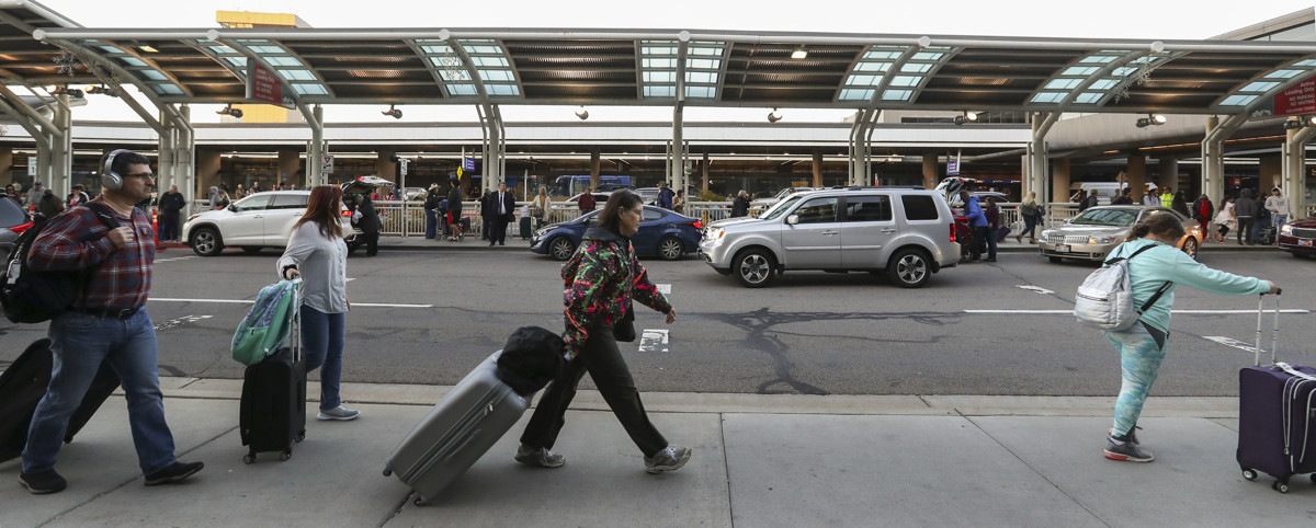 Salt Lake City International Airport Rates Among Best In Us For On