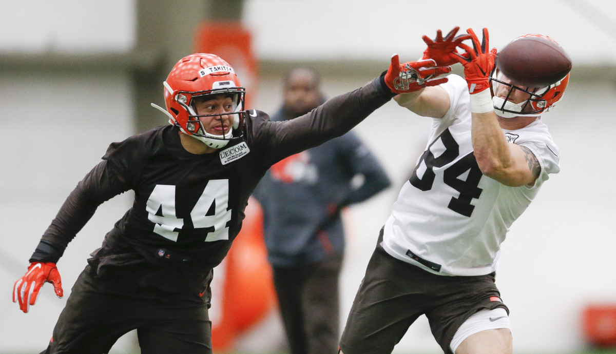 ad2734aad Here s where local ties are headed for NFL rookie minicamps over the next  two weekends