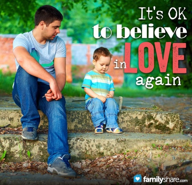 how to start dating after divorce with kids