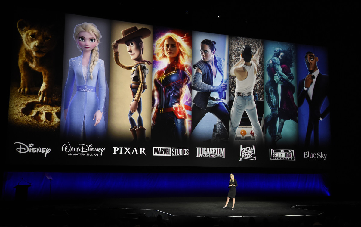Disney Plus to launch in November, WSJ reports | Deseret News