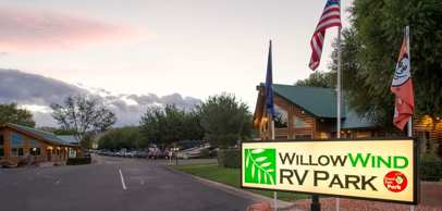 WillowWind RV Park