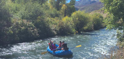 Provo River Rafting & Kayaking