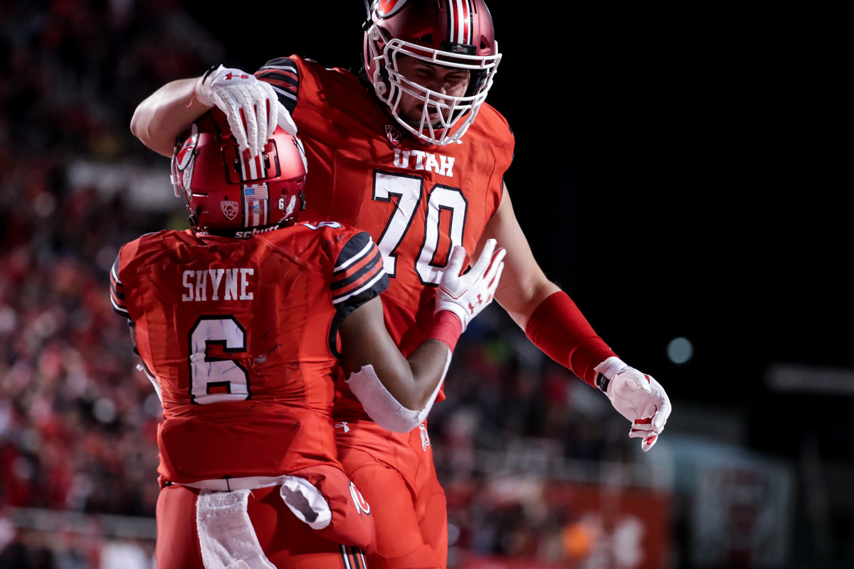 9c5589701 Utah football report card  Utes pull out thrilling 35-27 win against ...