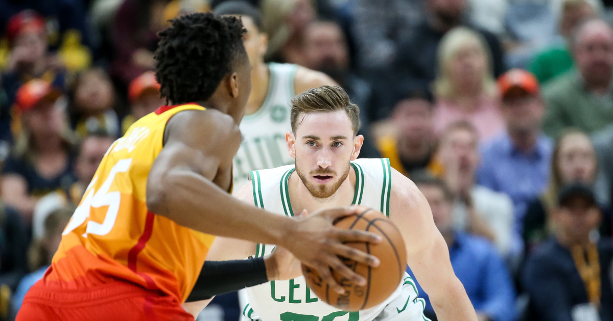 Rock On: Why not thank Gordon Hayward, too?