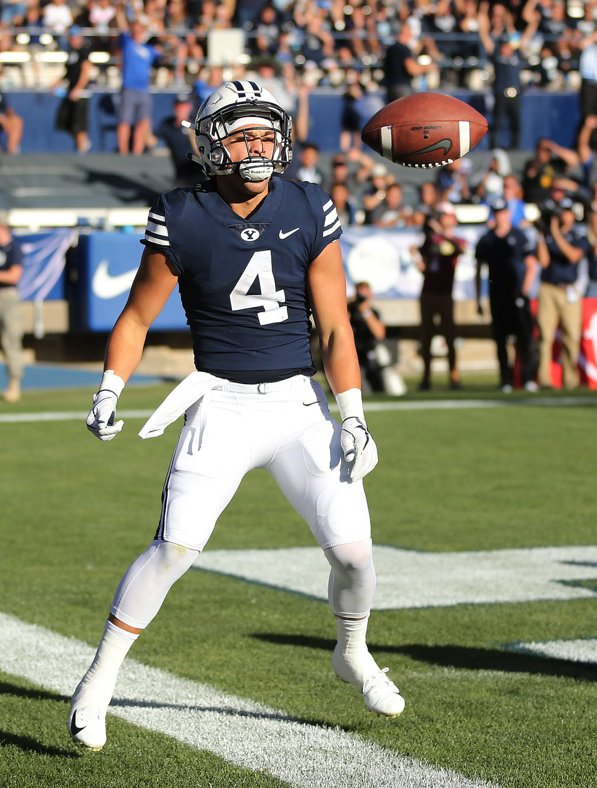 No. 20 BYU winning again, but not in its traditional ...